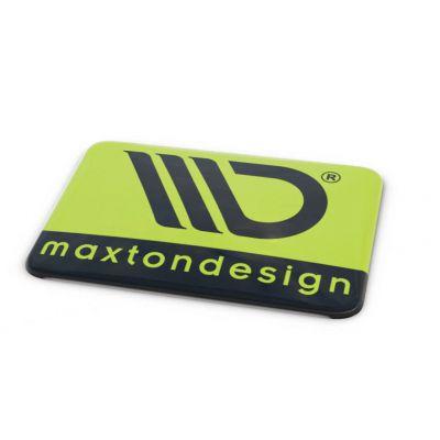 Stickers 3D Maxton Design B6 (6 Pieces)