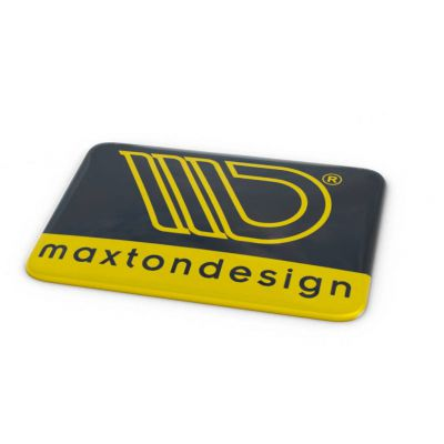 Stickers 3D Maxton Design F3 (6 Pieces)