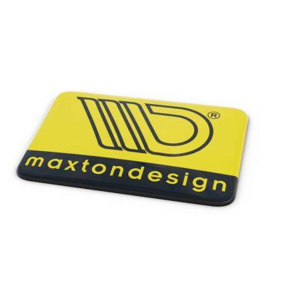 Stickers 3D Maxton Design G2 (6 Pieces)