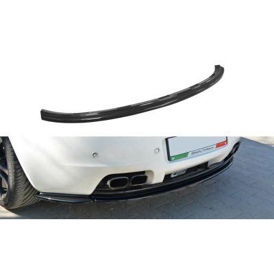 Lame centrale de Pare-Chocs arrière en ABS sans barre verticale Alfa Romeo Brera