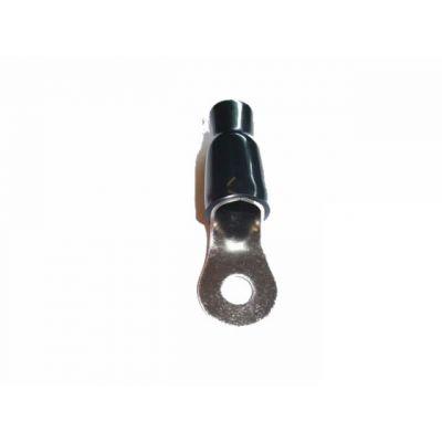 Cosse ronde 50mm² Noir (1 pièces) SPL Dynamics