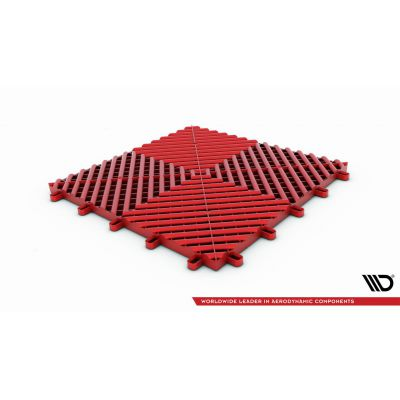Sol modulaire Maxton Floor rouge