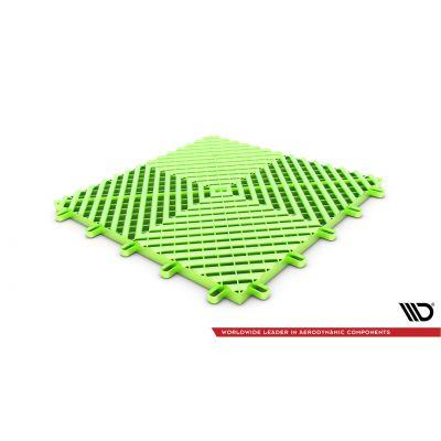 Sol modulaire Maxton Floor vert clair